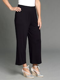 Culotte in trendy kort model