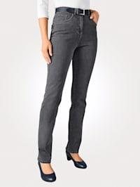 Jeans i behagelig modell