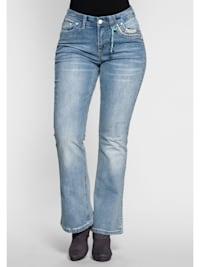 Jeans »Die Bootcut«
