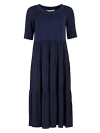 A-Linien-Kleid Maxikleid