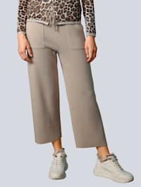 Hose aus weichem Feinstrick
