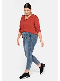 Jeans in Skinny Passform
