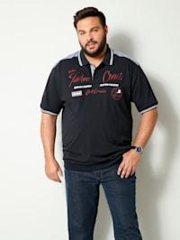 Poloshirt Spezialschnitt