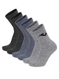 Športové ponožky v unisex prevedení