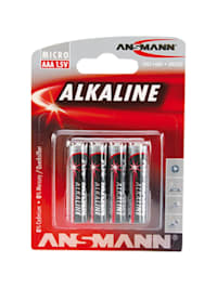 Batterie Alkaline Red