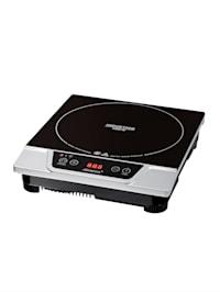 Plaque à induction 'IK23 OT', surface de cuisson Ø 26 cm, 10 niveaux de puissance, réglage de la température, fonction minuterie
