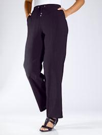 Nohavice v komfortnom strihu
