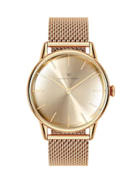 Uhr Serenity Shine Gold Gold Mesh 32mm