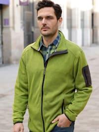 Vest met zachte binnenkant
