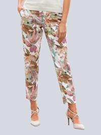 Viidakkokuvioidut housut