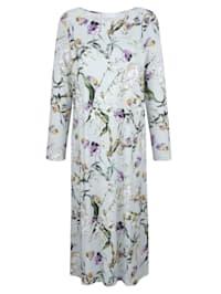 Nachthemd mit floralem Druckdessin