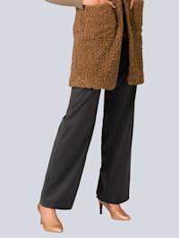Bukse med spennepynt