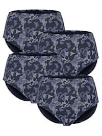 Culottes Imprimé devant et dos