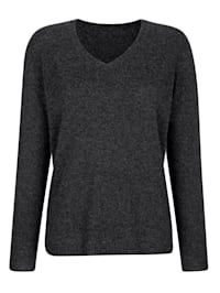 Jumper made from pure cashmere