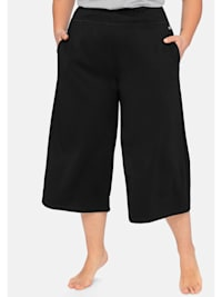 Yogahose im Culotte-Schnitt, Yogahose