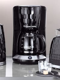 Glas-Kaffeemaschine 'Honeycomb'