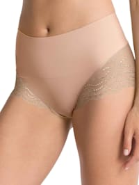 Shaping-Panty mit Spitze