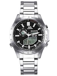 Herren-Funk-Solar-Uhr Chronograph