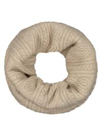Strick-Loop mit softer Fleece-Innenseite