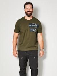 T-Shirt schnelltrocknend