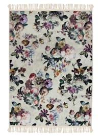 Teppich 'Fleur'