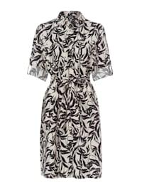 Sommerkleid mit Bambusprint