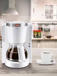 Kaffebryggare Look IV Selection 1011-03 med glaskanna för 10 koppar
