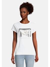 Printshirt mit Blumenprint