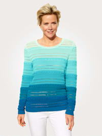 Jumper made from Pima cotton