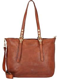 Shopper Tasche Leder 34 cm