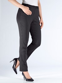 Jerseyhose in Comfort Fit
