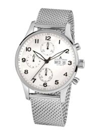 Herren- Uhr-Automatik-Chronograph Serie: London Automatic, Kollektion: Classic: 1- 1927E