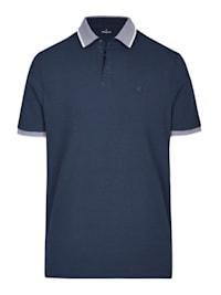 Single-Jersey Poloshirt