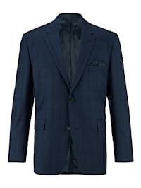Oblekové sako zo stavebnicovej série