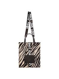 Tiger-Shopper aus Canvas