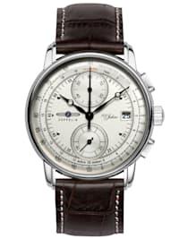 Herren-Chronograph 100 Jahre Zeppelin Ed. 1