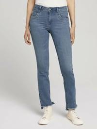 Alexa Slim Jeans mit Bio-Baumwolle