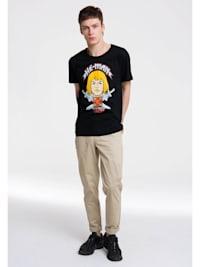 T-Shirt He-Man - Face mit großem Frontprint