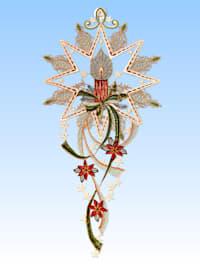 Okenná dekorácia Hviezda