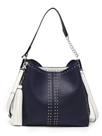 Handtasche Loreley maritimer Look in Perfektion