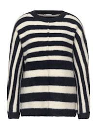 Pullover mit Dolman Ärmel