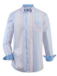 Chemise à 1 poche poitrine