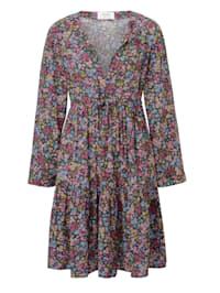 Kleid mit Blumenprint, Jubiläumskollektion