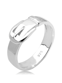 Ring Gürtel Basic 925 Sterling Silber