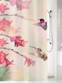 Duschvorhang 'Kolibri'