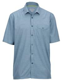 Funkčná košeľa z rýchlo schnúceho materiálu