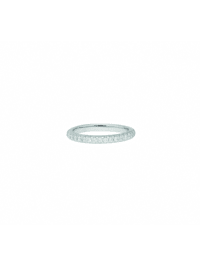 Damen Silberschmuck 925 Silber Ring mit Zirkonia