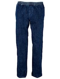 Jeans mit Rundumgummizug