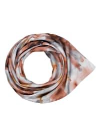 Sjaal met lichte glans
