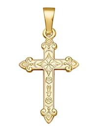 Kors med ornament